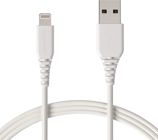 Amazon Basics Certified iPhone Charger