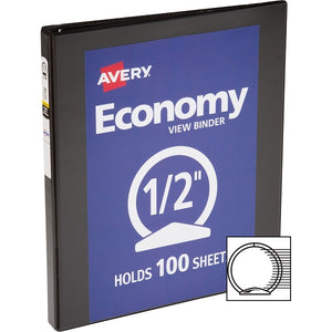 Avery Economy Reference View Binder - VarietySell