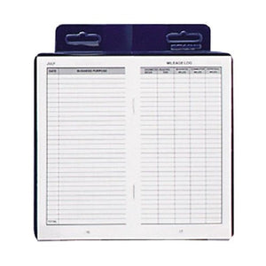 Dome Publishing Deluxe Auto Mileage Log Book - VarietySell