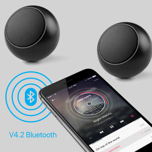 True Wireless Mini Speakers - VarietySell