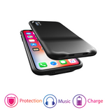 iPhone X Case with Dual Lightning Adapter Ports - VarietySell