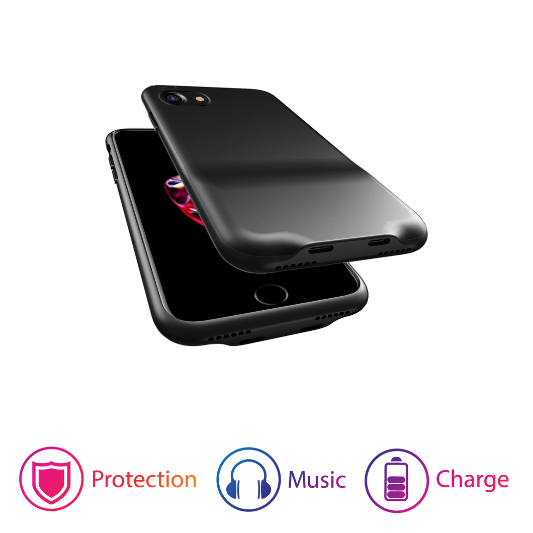 iPhone 7 / 8 Case with Dual Lightning Adapter Port - VarietySell