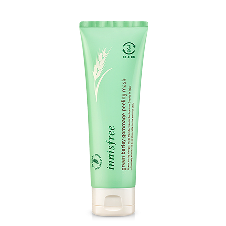 Innisfree - Green Barley Gommage Peeling Mask 120ml