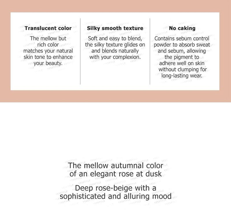 3 CONCEPT EYES - Mood Recipe Face Blush