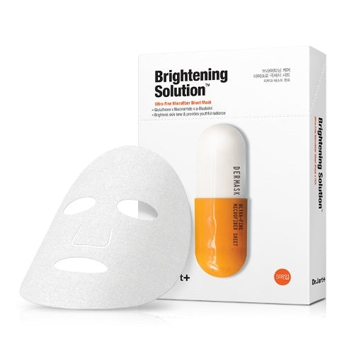 Dr.Jart+ - Dermask Micro Jet Brightening Solution Mask (5pc)