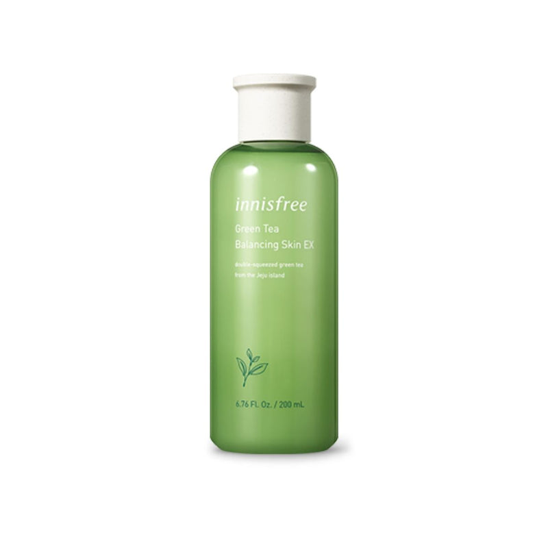 Innisfree - Green Tea Balancing Skin EX 200ml