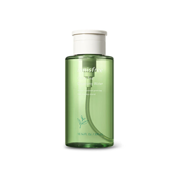 Innisfree - Green Tea Cleansing Water 300mL