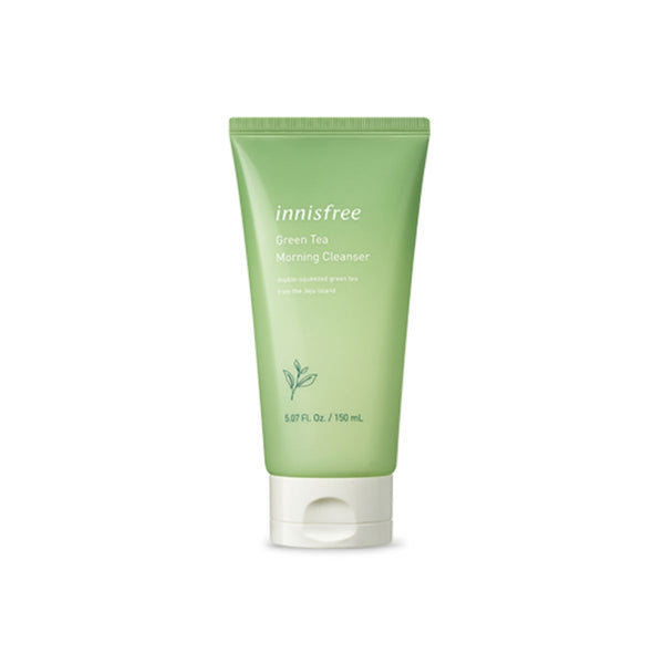 Innisfree - Green Tea Morning Cleanser 150ml