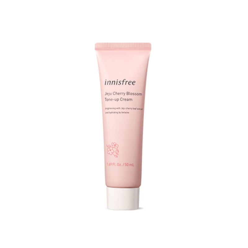 Innisfree - Jeju Cherry Blossom Tone Up Cream 50mL