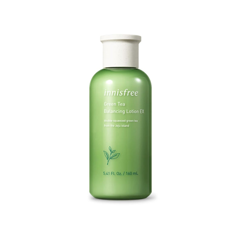 Innisfree - Green Tea Balancing Face Lotion 160ml
