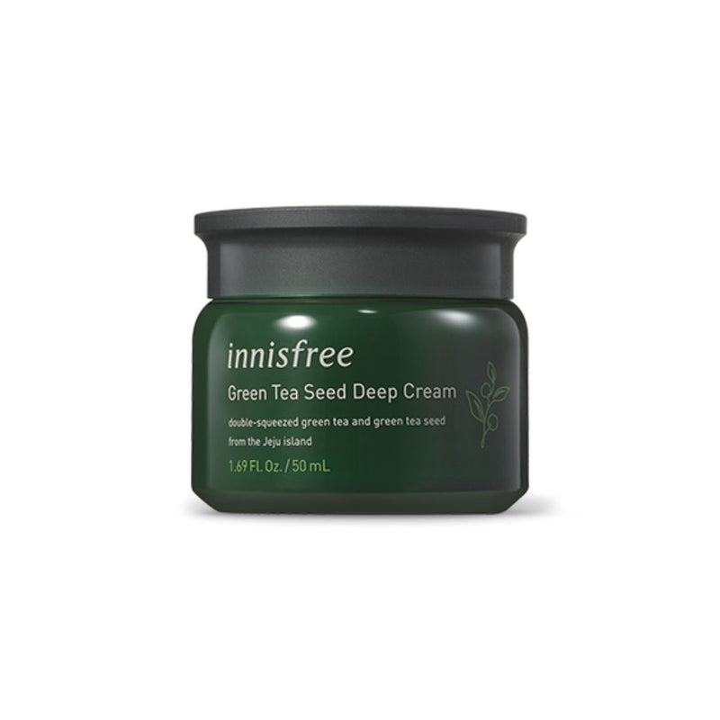 Innisfree - Green Tea Seed Deep Face Cream 50ml