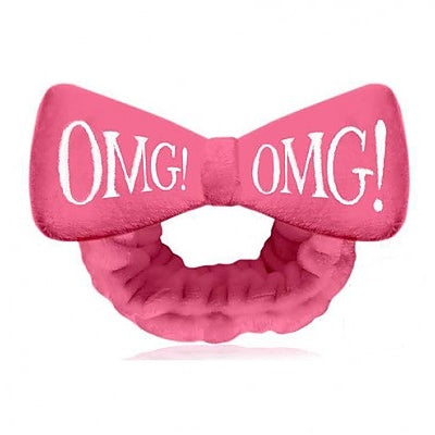 Double Dare - OMG! Hair Band Hot Pink