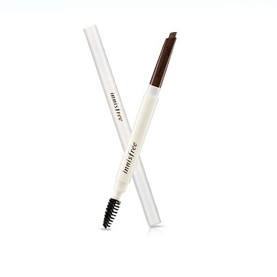 Innisfree - Auto Eyebrow Pencil #Rose Brown
