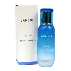 LANEIGE - Water Bank Double Layering Oil 50ml