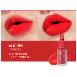 Peripera - Ink Airy Velvet #006 Sold Out Red