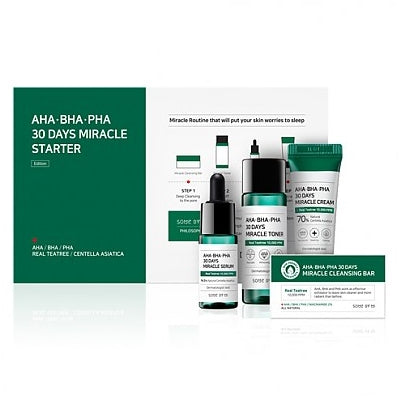 SOME BY MI - AHA.BHA.PHA 30 Days Miracle Starter Kit