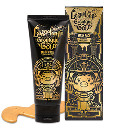 Elizavecca - Hell-pore Longolongo Gronique Gold Mask Pack 100ml