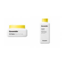 Dr.Jart - Ceramidin Oil Balm & Liquid Set