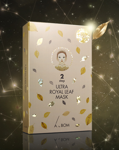 A by Bom - Ultra Royal Leaf Mask