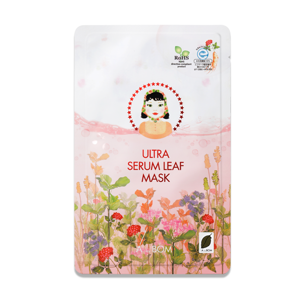A by Bom - Ultra Serum Leaf Mask