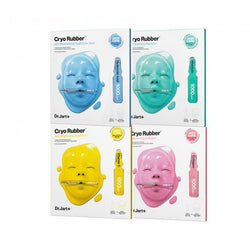 Dr.jart+ - Cryo Rubber Mask (4pcs Set)