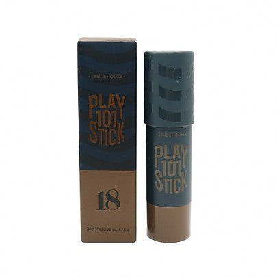 Etude house - Play 101 Stick Multi Color #18 (Chocolate Shading)