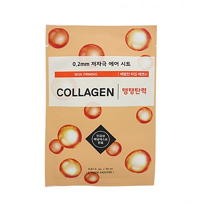 Etude house - 0.2mm Therapy Air Mask (Collagen)