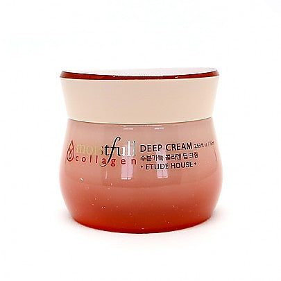 Etude house - Moistfull Collagen Deep Face Cream