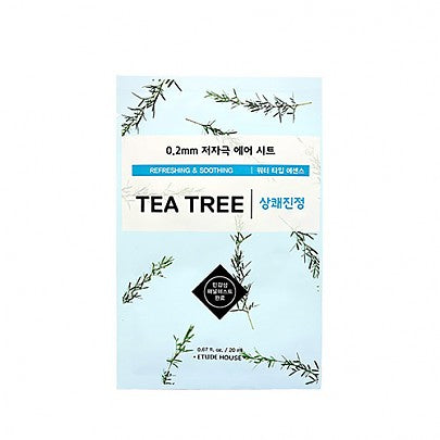 Etude house - 0.2mm Therapy Air Mask (Tea Tree)