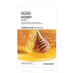 The face shop - Real Nature Mask (Honey)