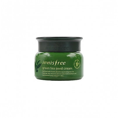 Innisfree - Green Tea Seed Face Cream 50ml