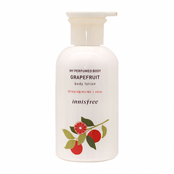 [Innisfree] My Perfumed Body Body Lotion (Grapefruit) 330ml