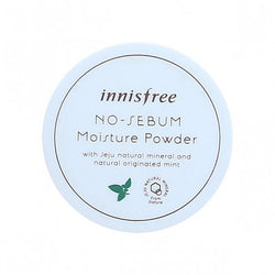 Innisfree - No Sebum Moisture Powder 5g