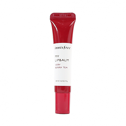 Innisfree - My Lip Balm #09 (Berry Berry Tea)
