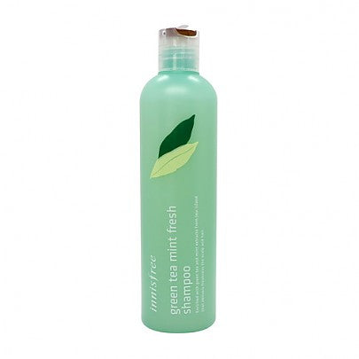 innisfree - Green tea mint fresh shampoo 300ml