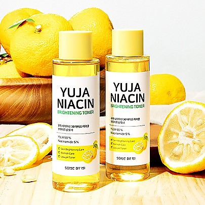 SOME BY MI - Yuja Niacin Brightening Toner 150ml