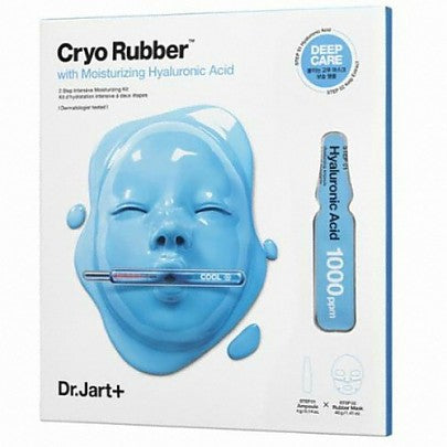 Dr.jart - Cryo Rubber with Moisturizing Hyaluronic Acid