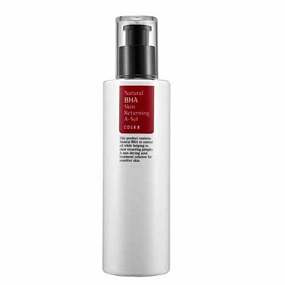 COSRX - Natural BHA Skin Returning A-SOL 100ml