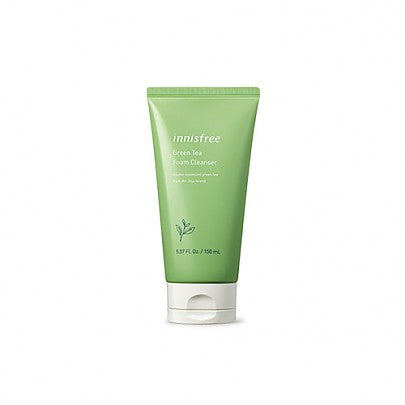 Innisfree - Green Tea Foam Cleanser 150ml