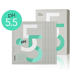Heimish - pH5.5 Hydrating Mask Sheet 27ml (5ea)