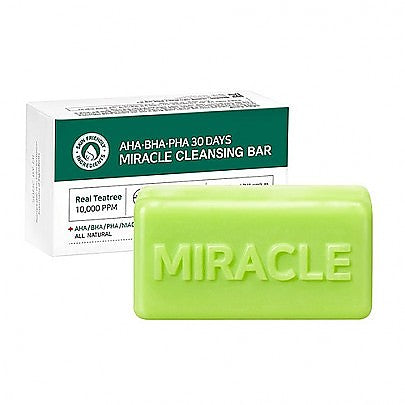 SOME BY MI - AHA BHA PHA 30 Days Miracle Cleansing Bar