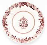 Pink Salad Plate