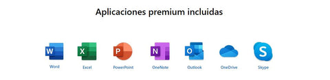 Office 365 incluye