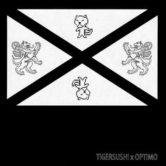 More GDM collabs : Tigersushi x Optimo