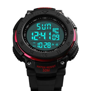 SKMEI 1237 Sport Watch - ROJO