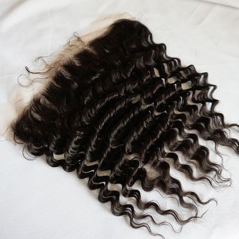 13x4 SWISS LACE Frontal: Exotic Curl