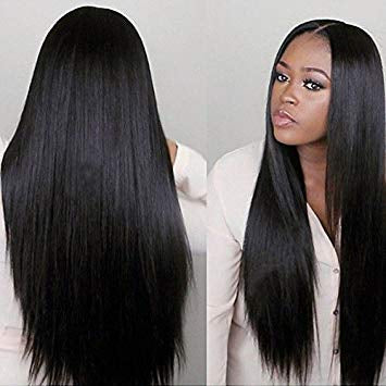 Queen Level Beauty Lace Front Wig- Straight