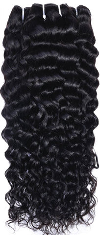 4x4 Bundle Kit: 3 Bundles + 1 Closure  *Exotic Curl*