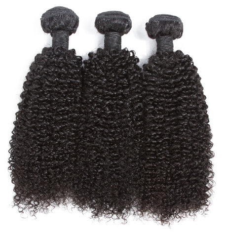 Queen Level Beauty Single Bundles (1)-Kinky Curl