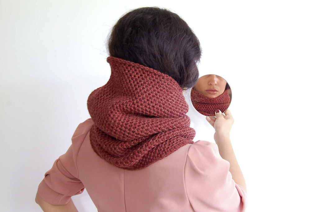 Alpaca Snood